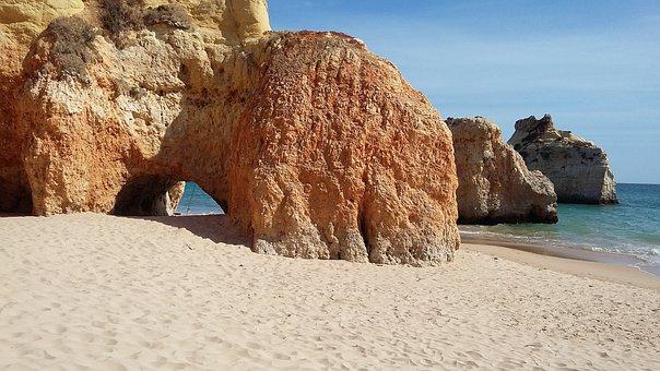 Beach, Beira Mar, Algarve