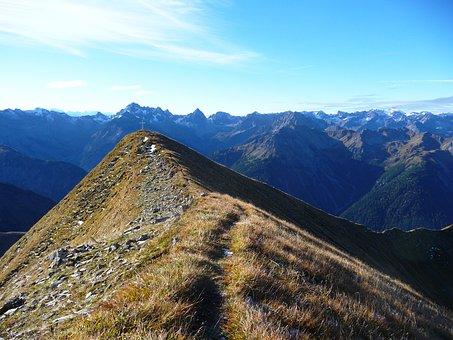 Alps, Bschlaber Kreuzspitze, Tickled