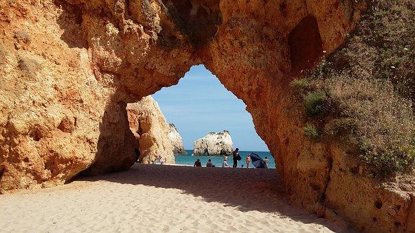 Algarve, Portugal, Beach