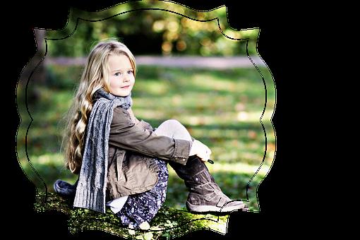 Girl, Beautiful, People, Transparent Background, Shape