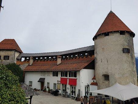 Blade Configuration, Castle, Blade, Slovenia, Travel
