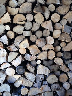Wood, Firewood, Nature, Wooden, Tree, Log, Brown, Cut