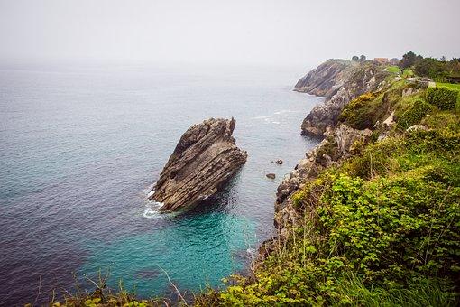 Nature, Spain, Llanes, Landscape, Natural, Travel