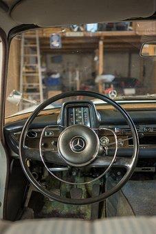 Auto, Automotive, Oldtimer, Pkw, Classic