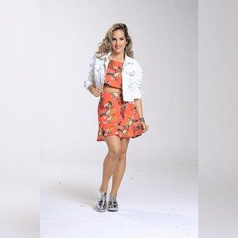 Fashion, Parade, Model, Mannequin, Skirt, Jacket