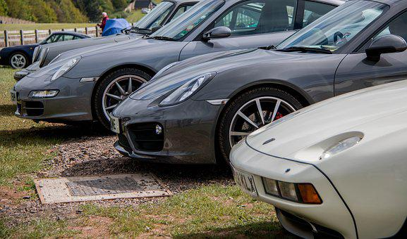 Porsche, Cars, Supercar, Auto, White, Luxury