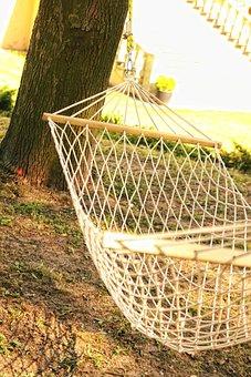 Hammock, Relaxation, Summer, Relax, Rest