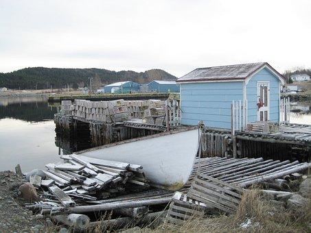 Newfoundland, Ocean, Water, Nature, Atlantic, Coast