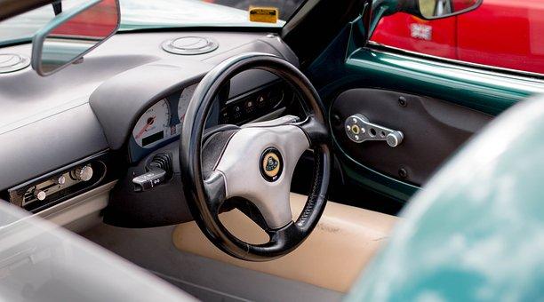 Wheel, Lotus, Design, Car, Fast Car, Speed, Dashboard