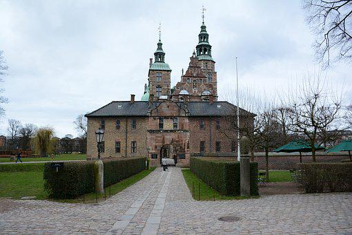 Castle, Copenhagen, Architecture, Denmark, Tourism, Old