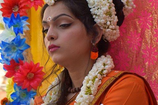 Indian Lady, Beautiful Woman, Ethnic Look
