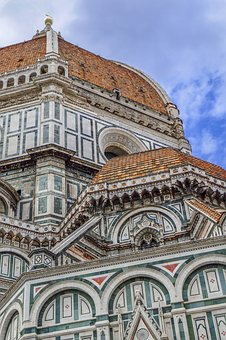 Firenze, Cathedral, Monument, Duomo, Building