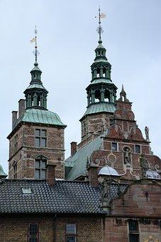 Rosenborg, Castle, Denmark, Copenhagen, Architecture