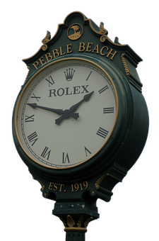 Clock, Grandfather Clock, Rolex, Green, Time, Time Of