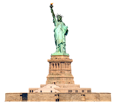 The Statue Of Liberty, Sculpture, New York