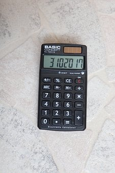 Calculator, How To Calculate, Count, Office