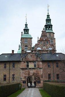 Copenhagen, Rosenborg, Architecture, Denmark, Residence