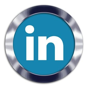 Linkedin, Social Media, Communication, Symbol