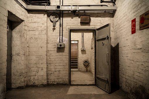 Shelter, Underground, Bunker, The Door