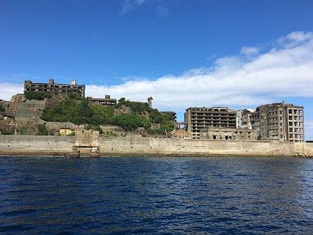 Battleship Island, Hashima, Gunkanjima, Nagasaki