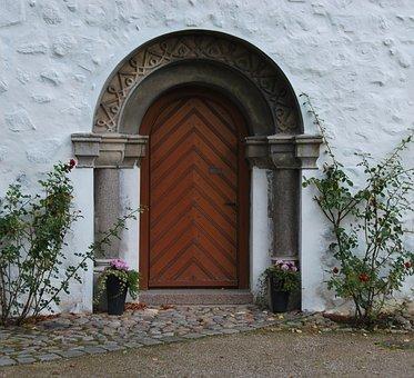 Architecture, Church, Building, Rhaeto Romanic