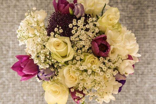 Flowers, Wedding Flowers, Wedding, Bouquet, Love