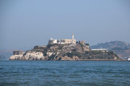 Alcatraz, San Francisco, Francisco, San, Bay