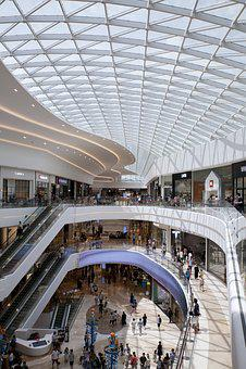 Mall, Shopping, Leisure, Complex Mall, Korea