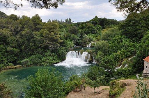 Krka, The National Park, Croatia