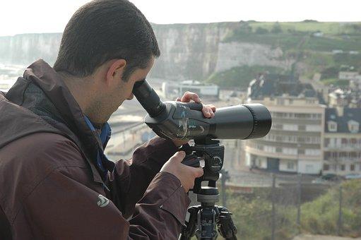 Observation, Observe, Sunglasses, Optical, Telescope