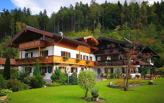 Berchtesgaden, Pension, Tourism, Relaxation, Holiday