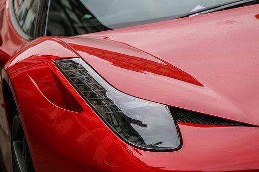 Ferrari 458, Italia, Ferrari, 458, Super Car, Car, Red