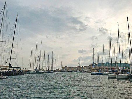 Saint Tropez, France, Mediterranean, Holiday, Holidays