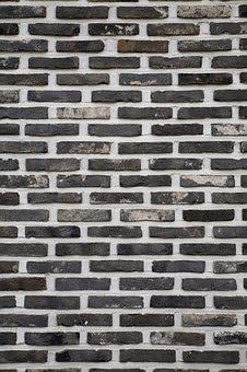 Brick, Damme, Wall, Tile, Texture, Pattern, Background
