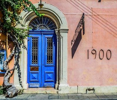 Door, Wooden, Vintage, Old, Antique, Bar, Wall