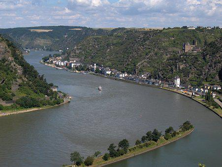 The Upper Middle Rhine Valley, World Heritage Site