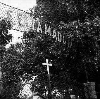 Cemetery, Christian, Cross, Religion, Symbol, Grave