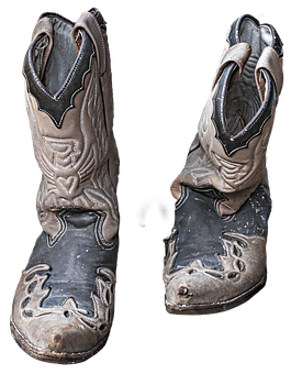 Boots, Western Boots, Country, Worn, Consumes