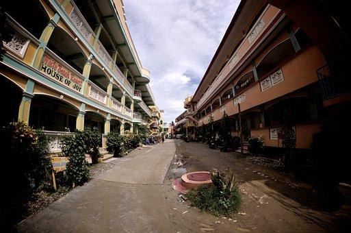 Puerto Galera, Philippines, Wide Lens, Fisheye