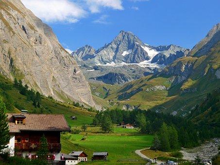 Mountains, Mountain World, Grossglockner
