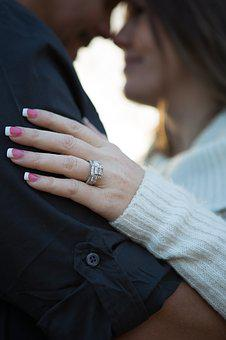 Engagement, Love, Husband, Wife, Forever, Happy