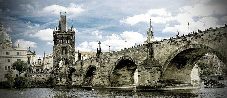 Charles Bridge, Prague, Moldova, Historically