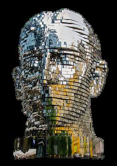 Metal Morphosis, Franz Kafka, Prague, Mobile Plastic