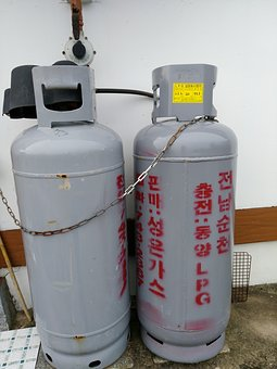 Gas Cylinder, Of The Countryside, Pixar Bay