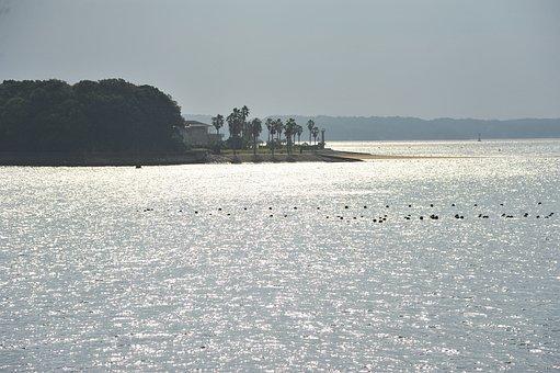 Sea, Sky, Light, Ise-shima, Island