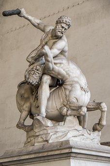 Statue, Art, Image, Work Of Art, Mythology, Marble