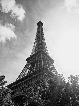 Paris, France, Tourism, Tour, Architecture, Building