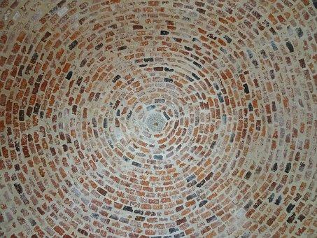 Ceiling, Vault, Architecture, Religious Monument