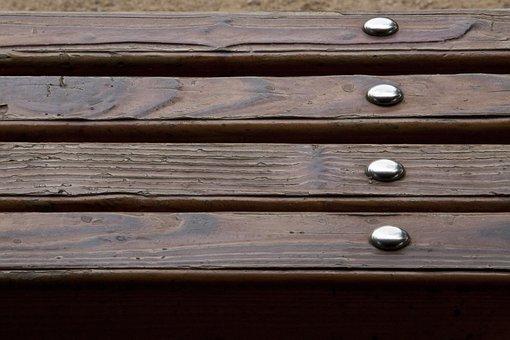 Bench, Chair, Wooden Chair, Break, Park, Walk, Forest