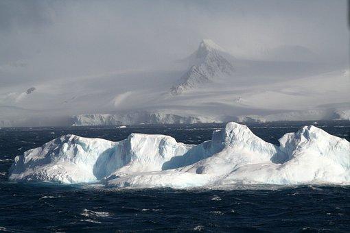 Iceberg, Antarctica, Ice, Nature, Glacier